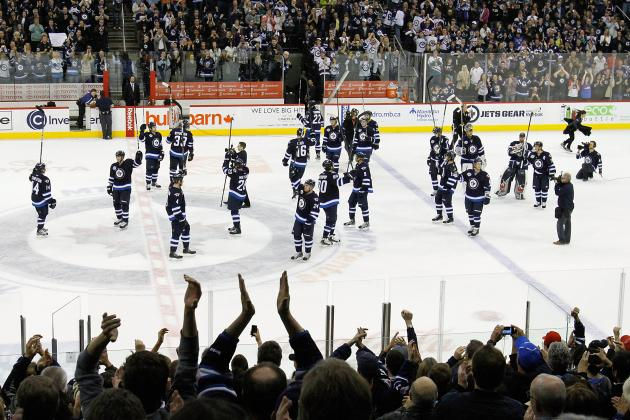 Winnipeg Jets: Why the Team's Sophomore Season Is Important to the Franchise