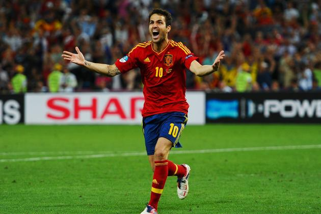 Portugal vs. Spain: Player Ratings for Spain in Euro 2012 Semifinal