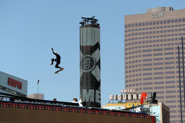 Big Air Competition X Games 2012: Top Stories Leading Up to Sunday's Event