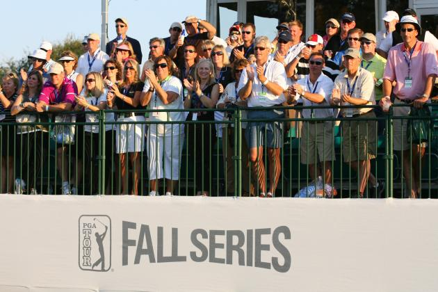 PGA Tour to Start New Season in October 2013