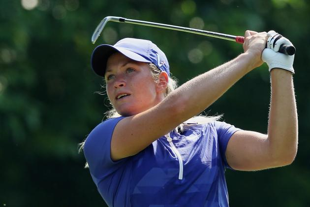 Suzann Pettersen to Pose Nude in ESPN's Body Issue