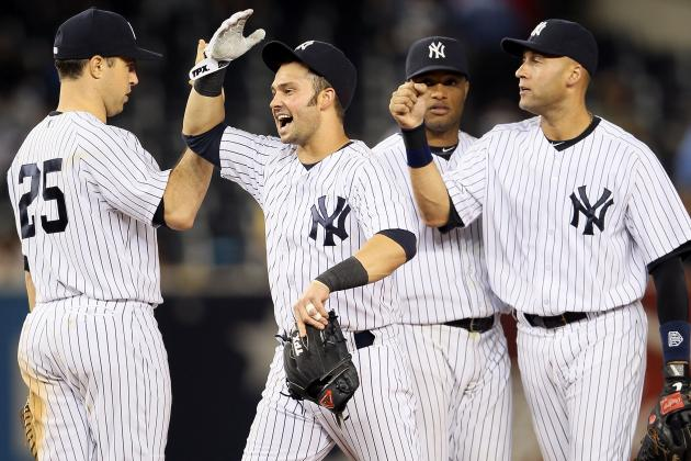 New York Yankees Continue to Baffle Injury Gods