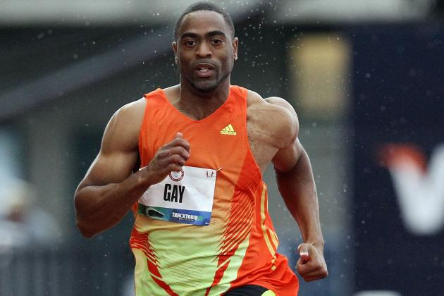 London 2012: Why This Olympiad Is Tyson Gay's Last Chance for Gold