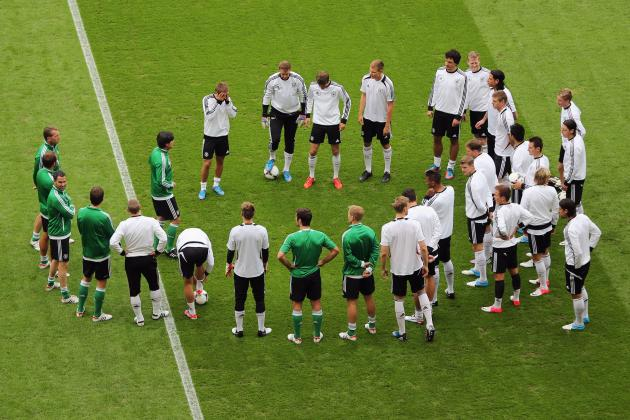 Euro 2012: Poor Performance by Spain Guarantees Germany Will Win Cup