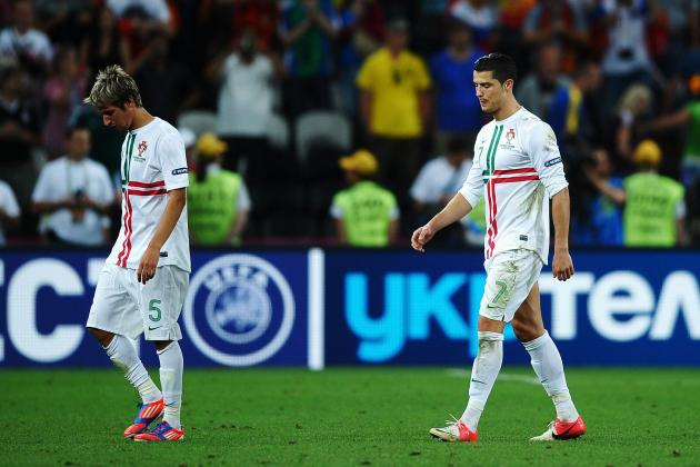 Portugal vs. Spain Penalty Failure: Cristiano Ronaldo Shouldn't Have Been Last