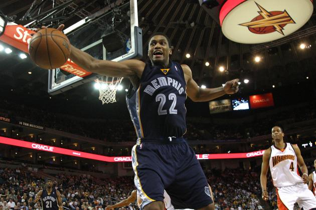NBA Rumors: Rudy Gay or Andre Iguodala to Golden State Warriors for 7th Pick?