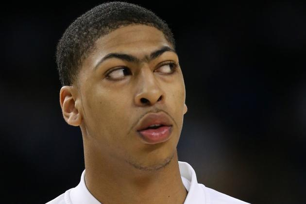 Anthony Davis: Best- and Worst-Case Scenario NBA Comparisons for Future Top Pick