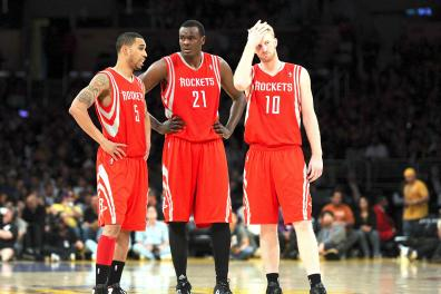Houston Rockets Keep Inching Toward Bigger Score