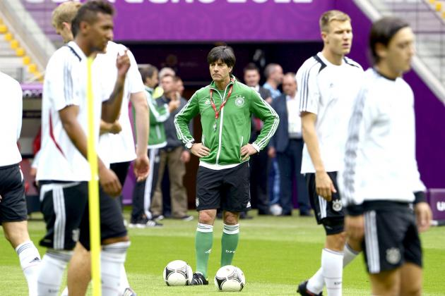 Germany Must Break Italy Jinx to Reach Euro 2012 Final