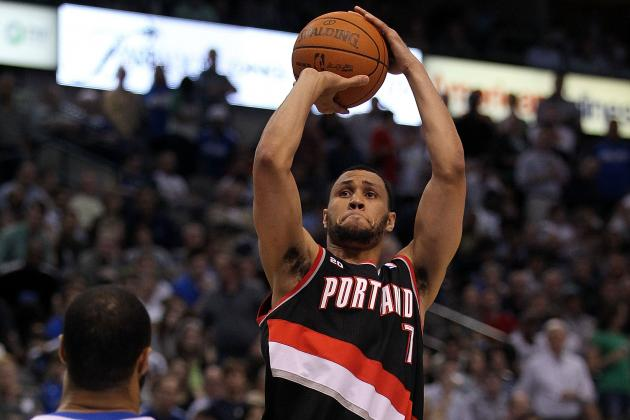 Brandon Roy a Perfect Fit for the Minnesota Timberwolves