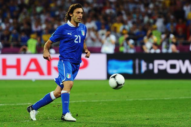 Euro 2012: Why Andrea Pirlo Can Send Italy to the Final