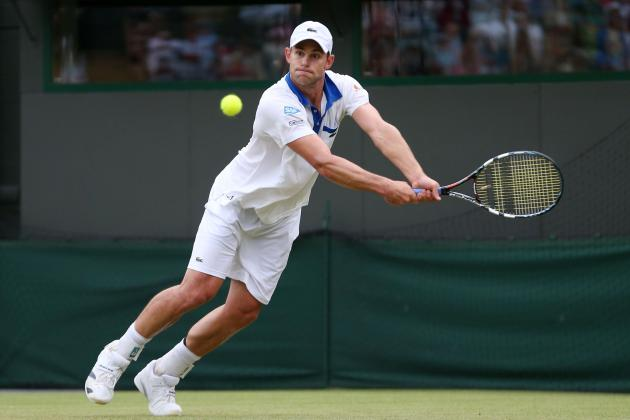 Wimbledon 2012: Andy Roddick's Start Holds Promise for London Olympics