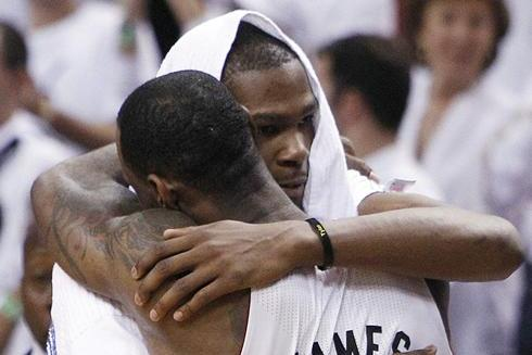 How Did 2012 NBA Finals Change the LeBron James-Kevin Durant Debate?