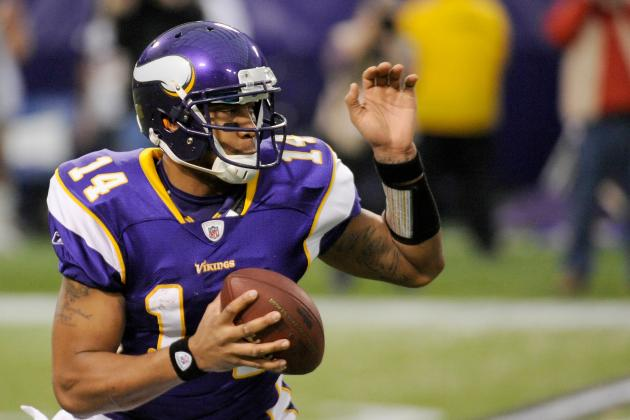 Minnesota Vikings: This Is the Year to Move Joe Webb to Wide Receiver