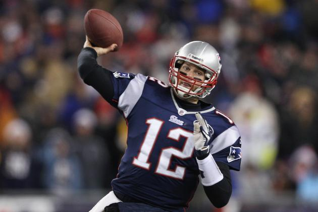 Tom Brady: Does the Patriots QB Deserve the No. 4 Spot in the NFL's Top 100?