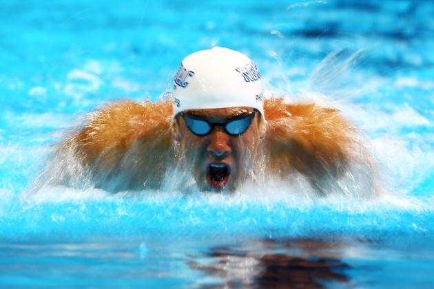 Olympic Trials 2012: Michael Phelps Not Done Yet