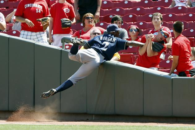 Milwaukee Brewers: Has Nyjer Morgan Finally Crossed the Line?