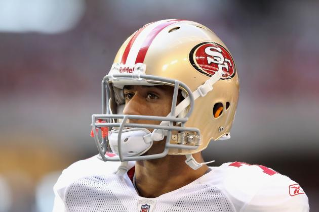 San Francisco 49ers: Does Colin Kaepernick Really Have a Future in SF?