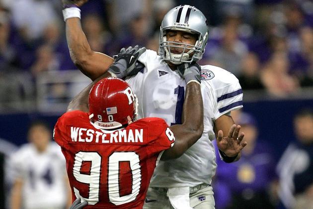 NFL Football 2012: Miami Dolphins LB/DE Jamaal Westerman Has Rutgers Pedigree