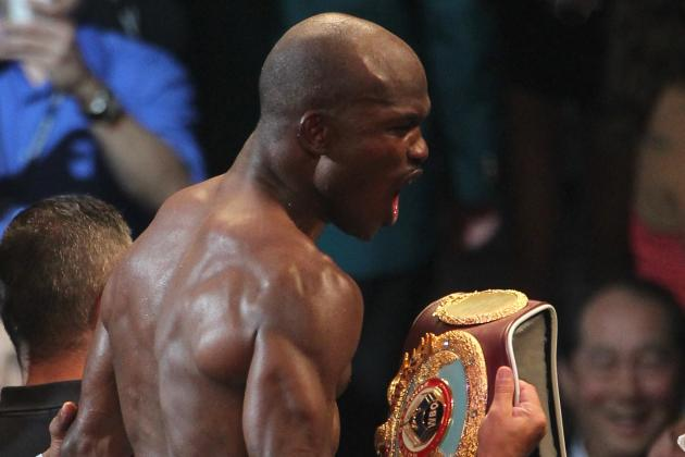Timothy Bradley Elects to Stay at Welterweight and Vacates 140-Pound Belt