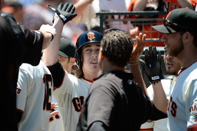 San Francisco Giants: Can They Run Away and Hide in the National League West?