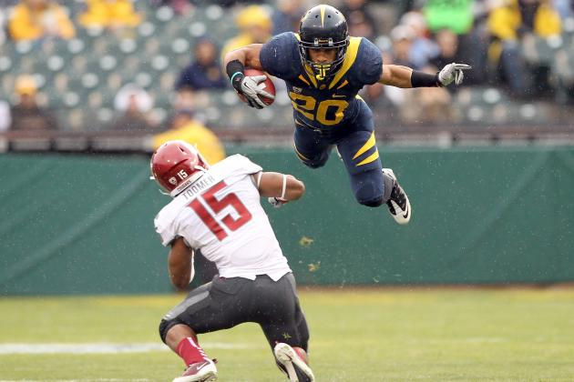 College Football 2012 Top 150 Players: No. 89 Isi Sofele California RB