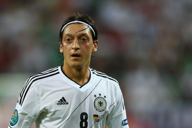 Euro 2012 Semifinals: Mesut Ozil and Studs Who Will Push Germany Past Italy