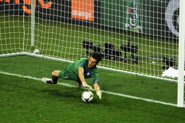 Euro 2012 Semi Finals: Keys for Italy to Upset Undefeated Germany