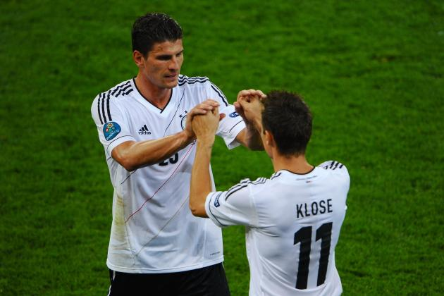 Germany vs Italy: The Gomez or Klose Conundrum