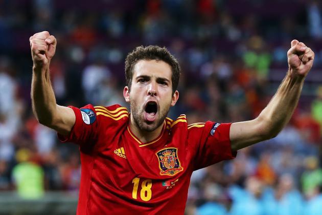 FC Barcelona Transfer News: FC Barcelona Signs Jordi Alba