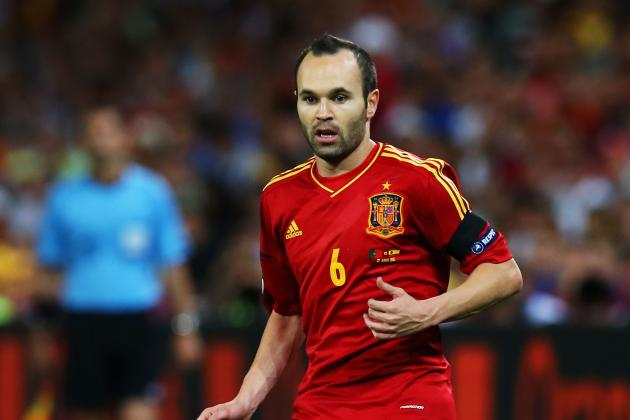 Euro 2012: Spain Shows How Passing the Ball Is Overrated