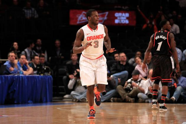 NBA Draft Rumors: Taking Dion Waiters at No. 4 Would Be Major Mistake by Cavs