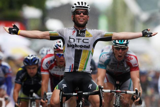 NBC Sports Tour De France 2012: TV Schedule, Daily Listings and Coverage Info