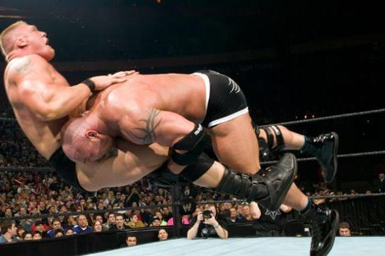 WWE News: Goldberg Wants to Wrestle Brock Lesnar Again?