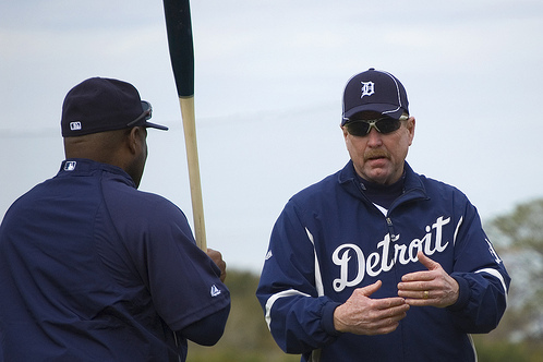 Hitting Coordinator Toby Harrah to Work with Detroit Tigers Hitters