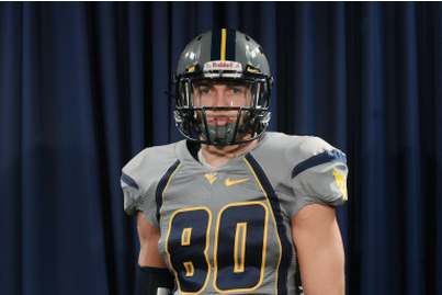 West Virginia officially reveals all-gray alternate uniforms