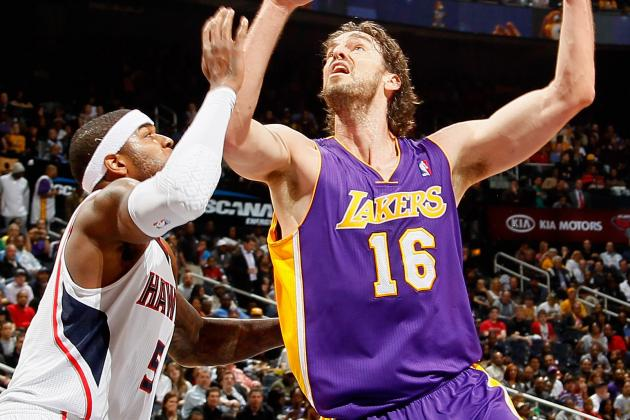 Lakers Rumors: Trading Pau Gasol for Josh Smith Makes Perfect Sense