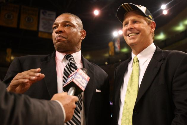 NBA Draft 2012: Boston Celtics Must Move into Lottery to Retool Team