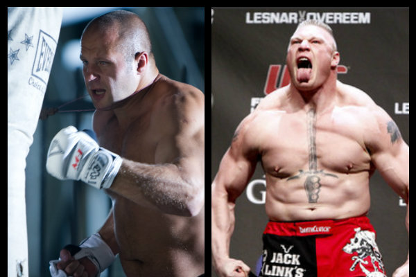 Fedor vs. Brock Lesnar: Why It's a Win-Win for the UFC