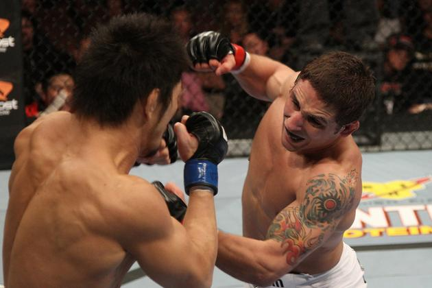 UFC 148: Chad Mendes Through the Fire and Back