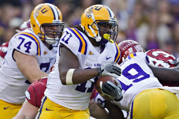 SEC Football: LSU and 3 Teams That Will Underperform in 2012