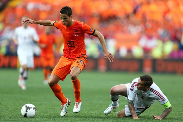 Ibrahim Afellay: Lille OSC Trying to Beat Arsenal, Tottenham for Signature