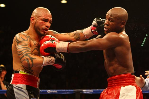 Mayweather Jr. vs Cotto II  at MSG Arena Already Reserved for December 1