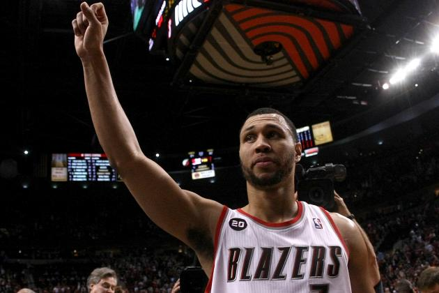 Lakers Rumors: LA Hypocritical If They Pass on Brandon Roy for Knee Issues
