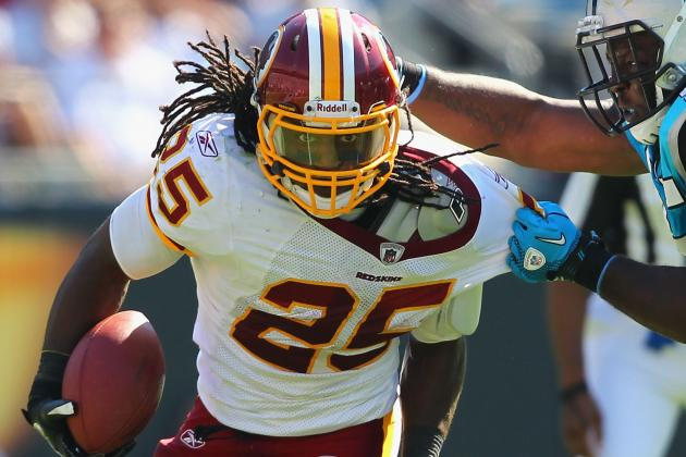 Projecting Starters for the 2012 Washington Redskins Roster