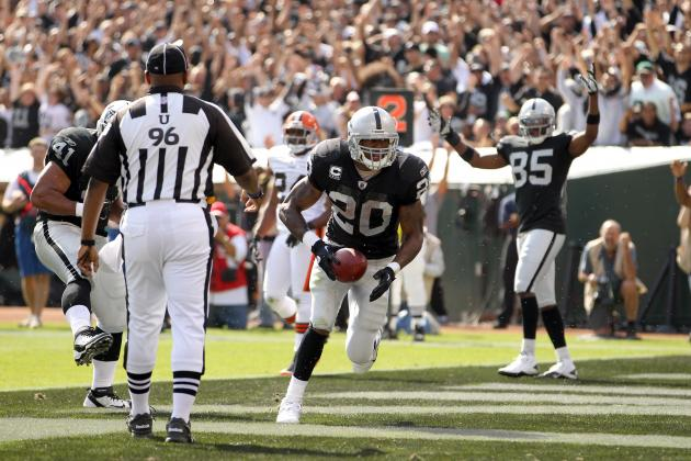 Darren McFadden: Why 2012 Will Be the Best Season of McFadden's Career