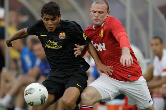 Man Utd and Barcelona to Play August Friendly