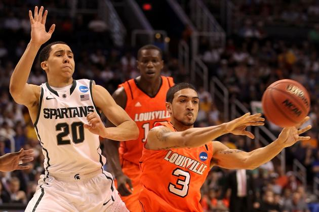 Report: Michigan State-UConn Season-Opener to Be Held in Germany