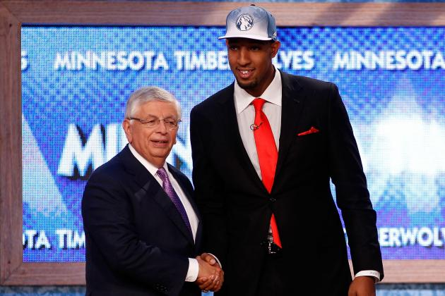 NBA Draft Trade Rumors: Bobcats Wise to Reject Wolves' Offer for No. 2 Pick