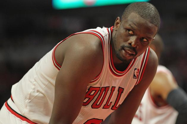 Luol Deng Trade Rumors: Bulls Shouldn't Move Deng for Warriors 7th Pick